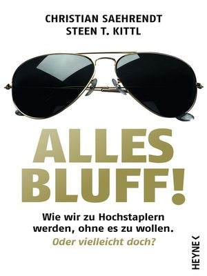 cover image of Alles Bluff!