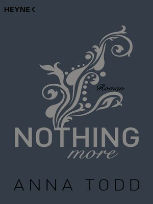 cover image of Nothing more