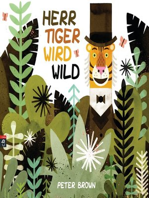 cover image of Herr Tiger wird wild