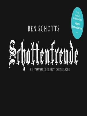 cover image of Schottenfreude