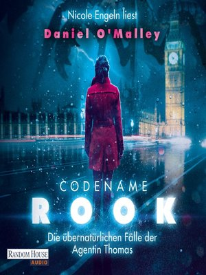 cover image of Codename Rook