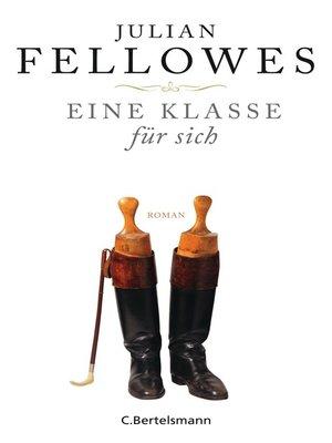 cover image of Eine Klasse für sich