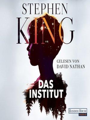 cover image of Das Institut