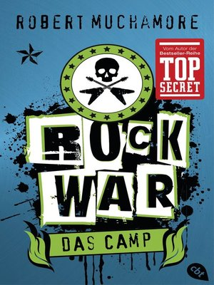 cover image of Rock War--Das Camp