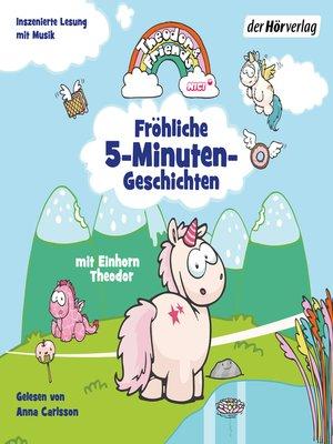 cover image of Einhorn Theodor
