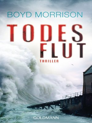 cover image of Todesflut