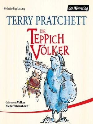 cover image of Die Teppichvölker