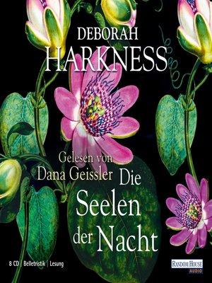 cover image of Die Seelen der Nacht
