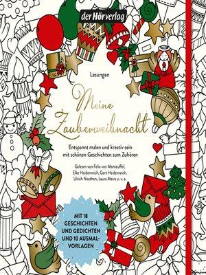 cover image of Meine Zauberweihnacht