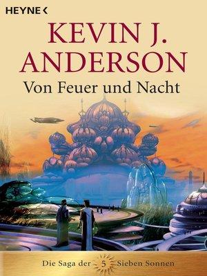 cover image of Von Feuer und Nacht