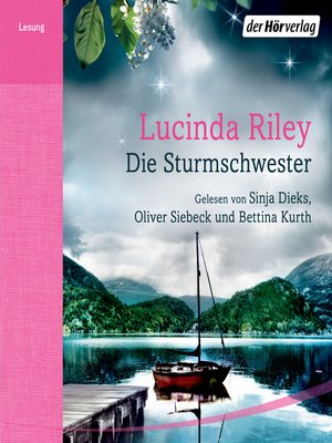 cover image of Die Sturmschwester