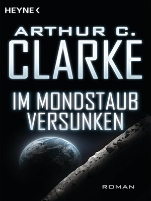 cover image of Im Mondstaub versunken