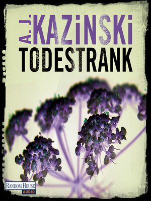 cover image of Todestrank