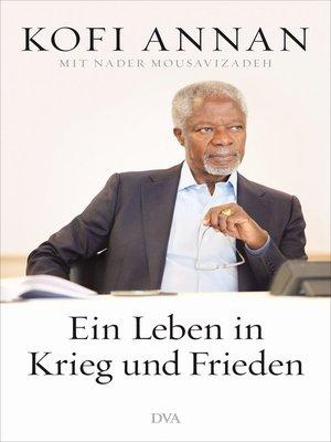 cover image of Ein Leben in Krieg und Frieden