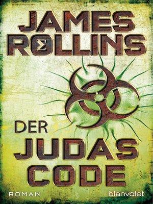 cover image of Der Judas-Code