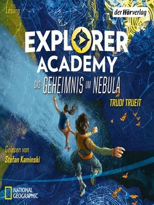 cover image of Explorer Academy 1