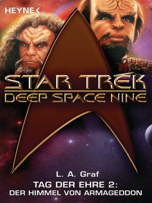 cover image of Star Trek--Deep Space Nine