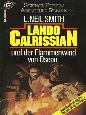 cover image of Star Wars. Lando Calrissian. Lando Calrissian und der Flammenwind von Oseon