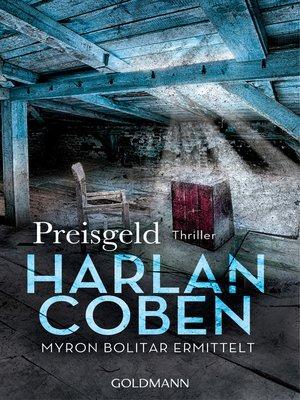 cover image of Preisgeld--Myron Bolitar ermittelt