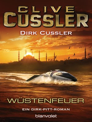 cover image of Wüstenfeuer