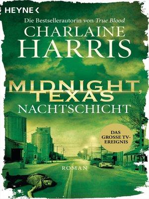 cover image of Midnight, Texas--Nachtschicht