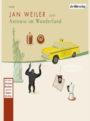 cover image of Antonio im Wunderland