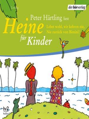 cover image of Heine für Kinder