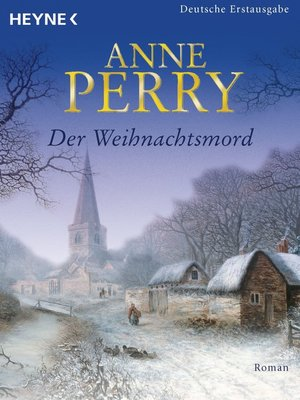 cover image of Der Weihnachtsmord
