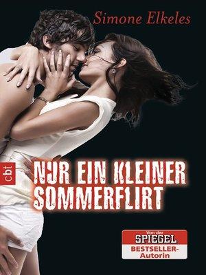 cover image of Nur ein kleiner Sommerflirt