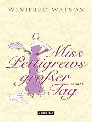 cover image of Miss Pettigrews großer Tag
