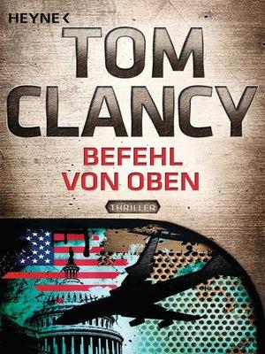 cover image of Befehl von oben