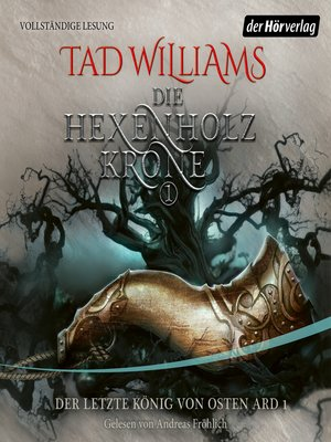 cover image of Die Hexenholzkrone