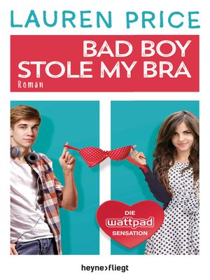 cover image of Bad Boy Stole My Bra