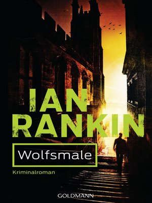 cover image of Wolfsmale--Inspector Rebus 3