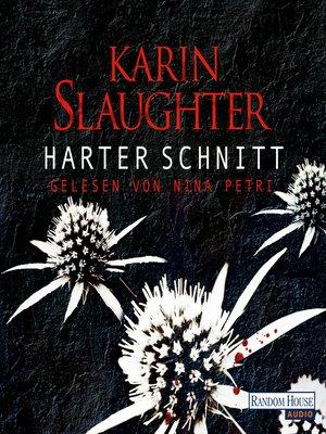cover image of Harter Schnitt