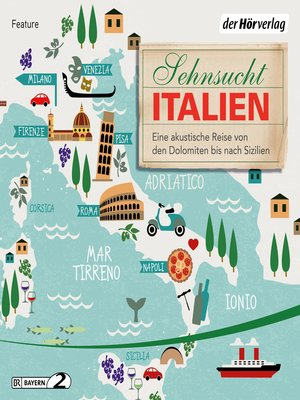 cover image of Sehnsucht Italien