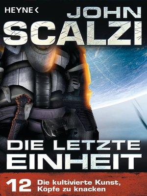 cover image of Die letzte Einheit, --Episode 12