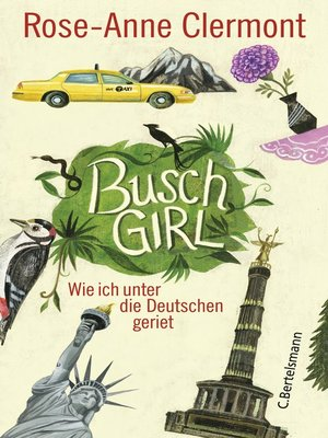 cover image of Buschgirl