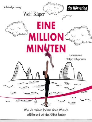 cover image of Eine Million Minuten