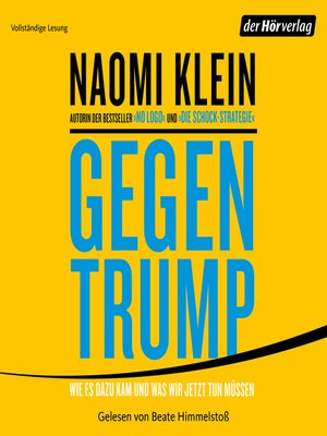 cover image of Gegen Trump