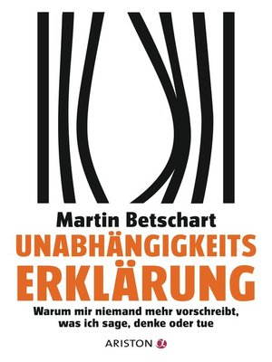 cover image of Unabhängigkeitserklärung