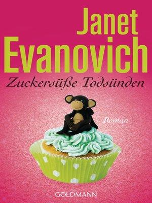 cover image of Zuckersüße Todsünden