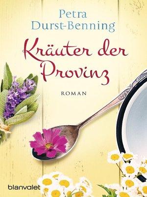 cover image of Kräuter der Provinz