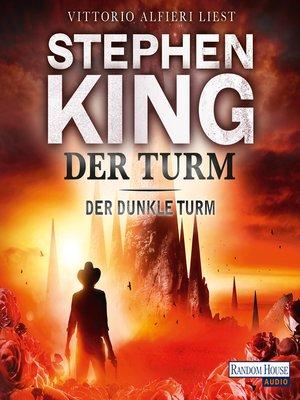 cover image of Der dunkle Turm – Der Turm  (7)