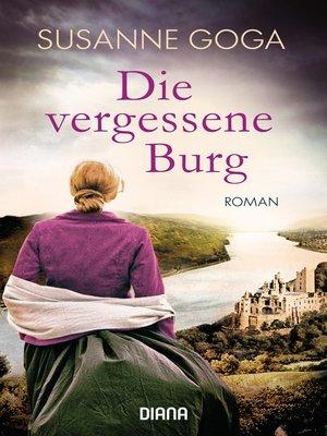 cover image of Die vergessene Burg