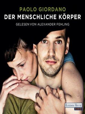 cover image of Der menschliche Körper