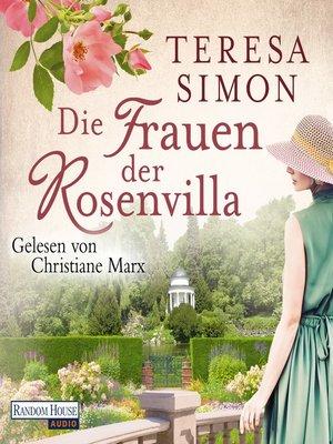 cover image of Die Frauen der Rosenvilla