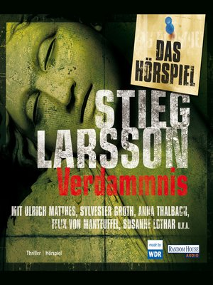 cover image of Verdammnis--Das Hörspiel