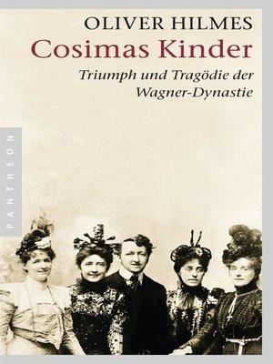 cover image of Cosimas Kinder