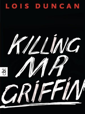 cover image of Killing Mr Griffin